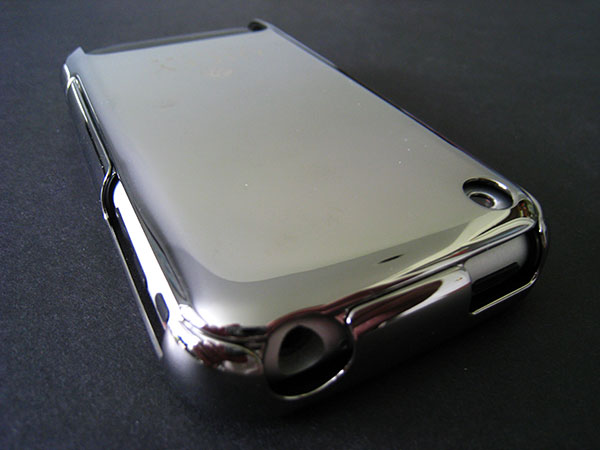 Review: Metallo Design Gilty Couture Chromium Cases for iPhone
