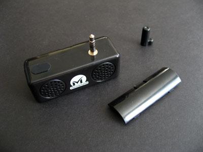 Review: Miglia MicroSound Micro Speaker for the iPod nano and iPod shuffle