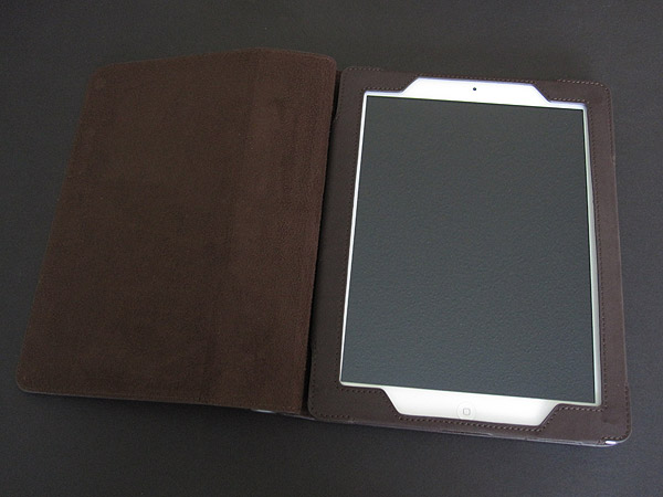 First Look: Mipow Juice Book for iPad 2