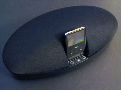 MIRAGE OMNIVIBE FOR IPOD