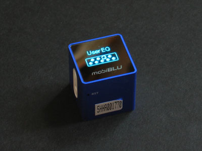 Backstage: Review – Mobiblu Cube (DAH-1500i) MP3 Player