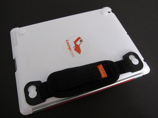 Review: ModulR Case + Hand Strap, Head Rest Strap, Shoulder Strap Pro, and Slim Wall Mount for iPad 2 1