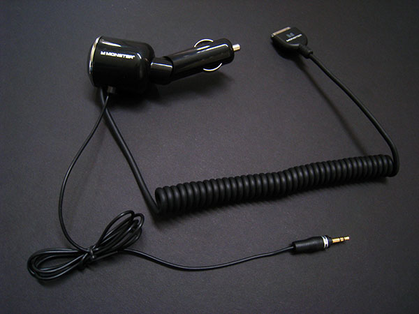 Review: Monster iCarCharger 200 for iPod and iPhone (Original)