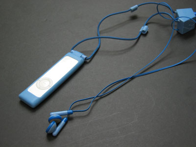 Review: Mophie Song Sling Retractable Lanyard Headphones for iPod shuffle