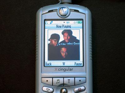 Review: Motorola ROKR E1 iTunes Mobile Phone