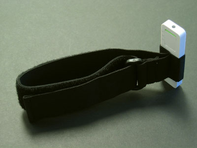 Review: MP3Band-It for iPod shuffle