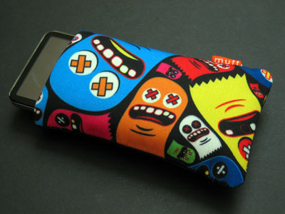 Muff Designer Series for iPod
