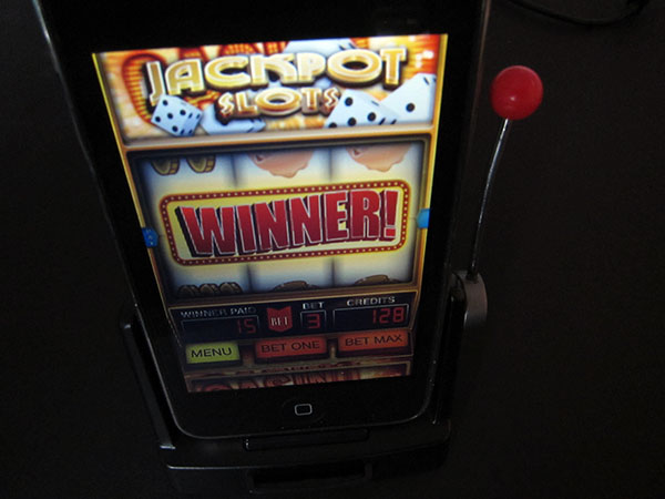 Review: New Potato Technologies Jackpot Slots for iPhone and iPod touch