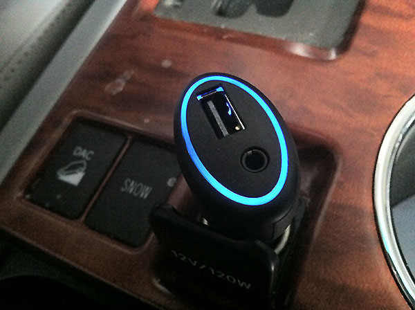 Review: New Potato Technologies TuneLink Auto for iPad, iPhone + iPod touch