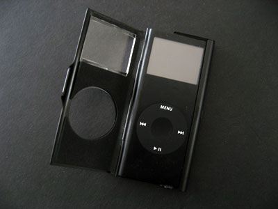 First Look: Nextware Products Aluminum Metal Case for 2nd Gen iPod nano