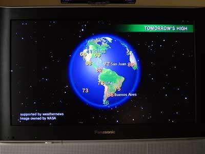 Wii Weather: Will iTV match its stickiness?
