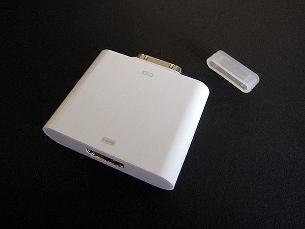 Review: Noosy HDMI Adapter for iPad, iPhone 4 + iPod touch 4G