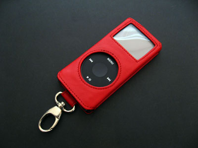 Noreve Tradition B Leather Case for iPod nano G2