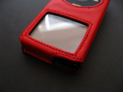 First Look: Noreve Tradition B Leather Case for iPod nano G2
