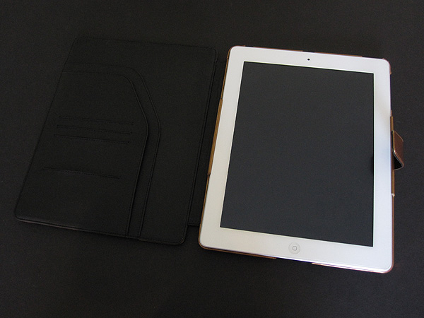 Review: Noreve Tradition Leather Case for iPad 2