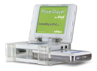 Myko Movie Player iPod 'sleeve'