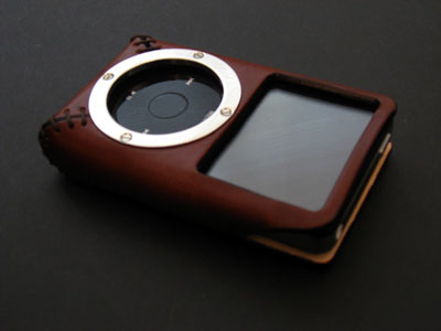 Review: Orbino Cambio Premium Hand-Stitched Case for the iPod Video