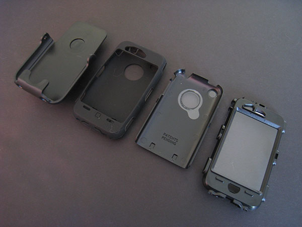 Review: OtterBox Defender Series for iPhone 3G