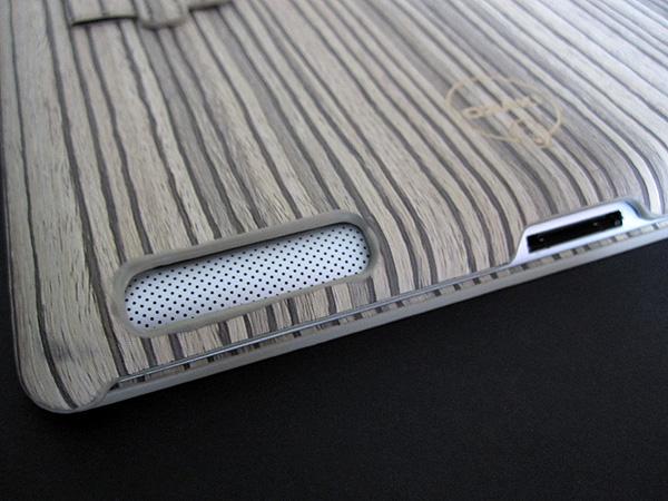 First Look: Ozaki iCoat Notebook Grain for iPad 2