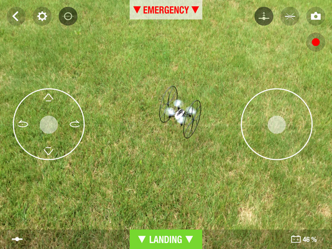 Review: Parrot Minidrone Rolling Spider 11