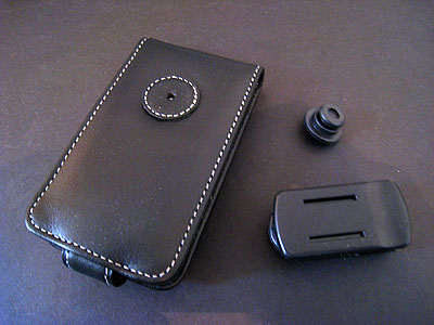 Review: PDair Book and Flip Type Leather Cases for iPod touch
