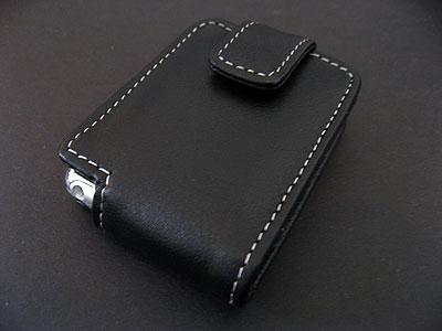 Review: PDair Sleeve and Flip Type Leather Cases for iPod nano 3G