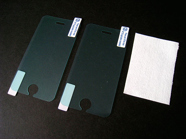 First Look: PDO Screen Protectors for iPhone 3G