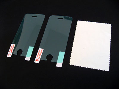 First Look: PDO Screen Protectors for iPhone and iPod nano, classic, and touch