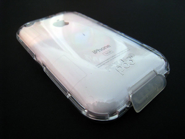 Review: PDO Sleek Crystal Case for iPhone 3G