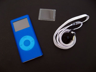 PDO/PodsPlus TopSkin for iPod Nano (Second-Generation)