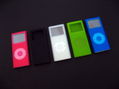 First Look: PDO/PodsPlus TopSkin for iPod Nano (Second-Generation)