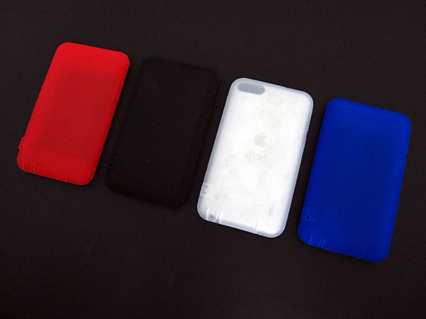 Review: PDO TopSkin for iPod nano 4G + iPod touch 2G