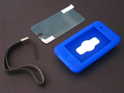 Review: PDO TopSkin for iPod touch
