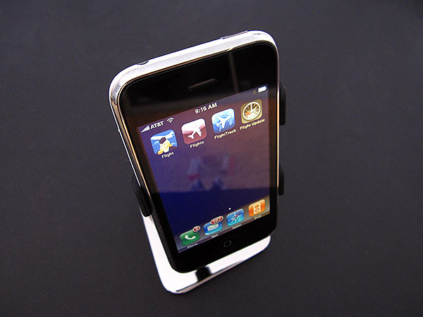 Review: Pivotal Podium for iPhone 3G + iPod touch