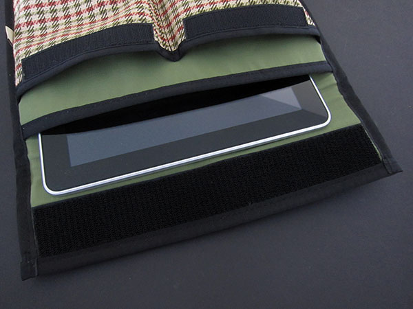 First Look: Plaid Doctrine iPad Sleeve