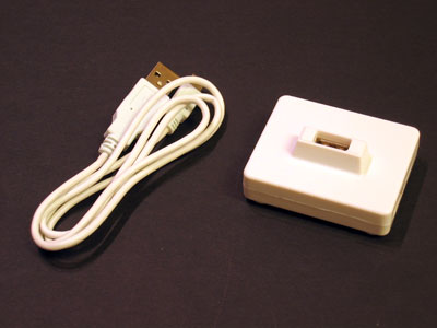 Review: JP's/Pods Plus Charger and Hotsync Docking for iPod shuffle