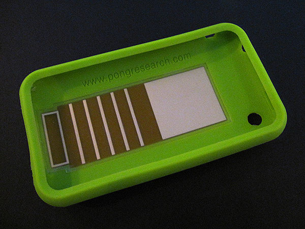 Preview: Pong Research Pong Case for iPhone 3G