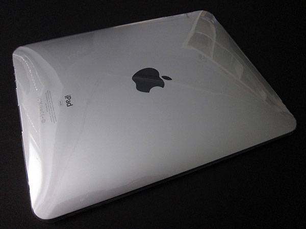First Look: Power Support Air Jacket for iPad