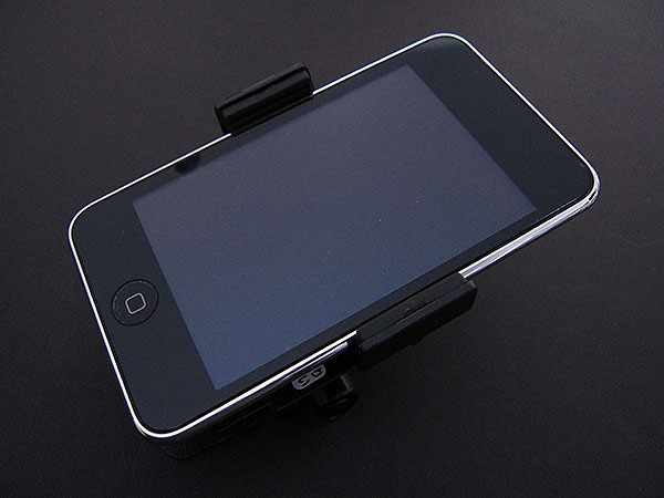 First Look: Power Support Birch Car Stand Universal for iPod and iPhone