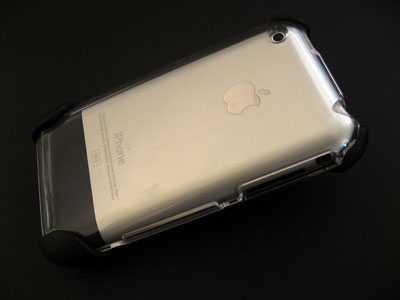 Review: Power Support Crystal Jacket Set for iPhone