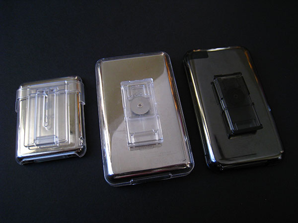 Review: Power Support Crystal Jacket for iPod nano 3G, iPod classic & iPod touch