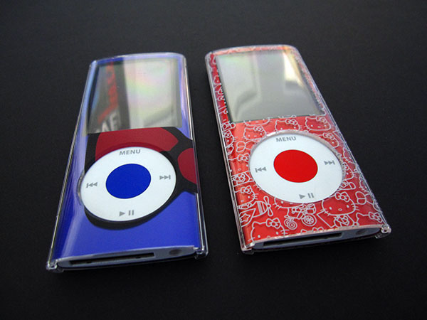 First Look: Power Support Hello Kitty Cases for iPod nano 4G, iPod touch 2G, iPhone 3G + 3GS