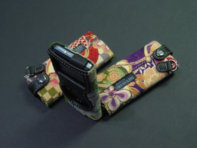 Review: Power Support/Miyavix Kimono Cases for iPod 5G and nano