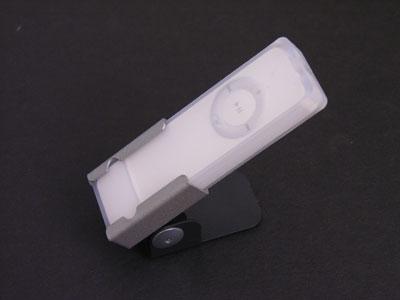 Shuffle de Couple? The iPod shuffle's first stands
