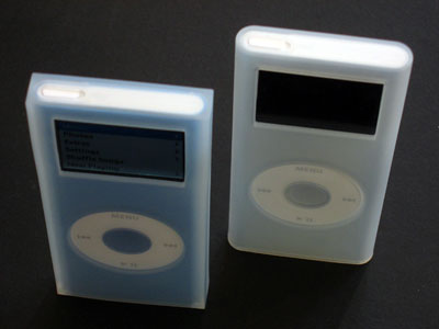 Review Power Support Silicone Jacket Round And Square Types For Ipod Nano 2g