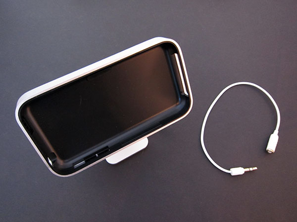 Review: Pyramid Distribution iClooly Alumi Stand for iPhone 3G/3GS
