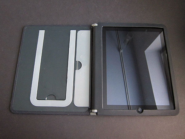 First Look: Quirky Cloak Case for iPad