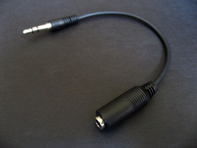 Review: RadTech ProCable Stereo Audio Extender for iPhone