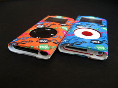Review: Red Snapper Mypod Custom Personalized iPod nano Cover