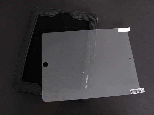Review: Scosche backSTAGE p2 for iPad 2